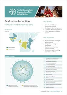 Evaluation for action. FAO Surveillance Evaluation Tool (SET)