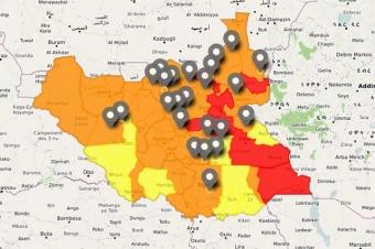 South Sudan FAO in Emergencies