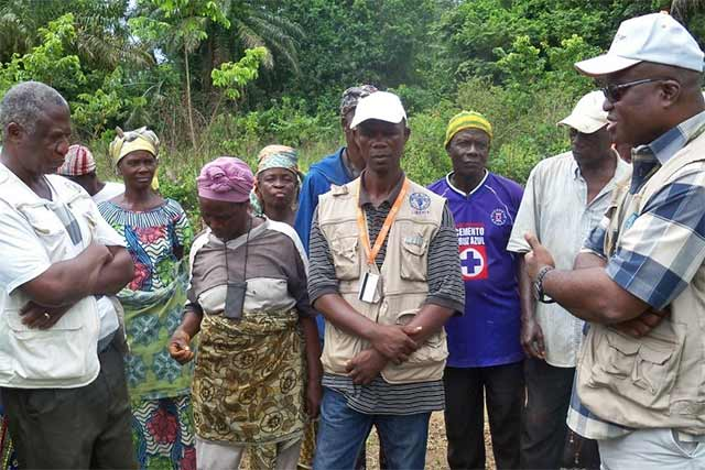 Grand Gedeh County superintendent appreciates FAO requests more support for farmers