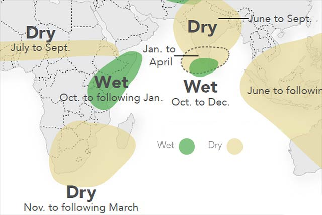 Early Warning: El Niño threatens Somalia's humanitarian gains