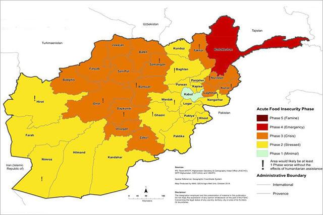 IPC Map of Afghanistan - September-October 2014 : FAO in ... Afghanistan On Map on israel on map, yemen on map, iran on map, lebanon map, sudan on map, egypt on map, himalayas on map, congo on map, malaysia on map, north korea on map, mongolia on map, bangladesh on map, bhutan on map, indonesia on map, pakistan on map, thailand on map, nepal on map, armenia on map, the arabian sea on map, kuwait on map,