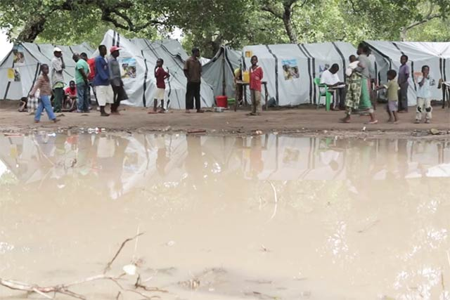 Floods wreak havoc in central and northern Mozambique
