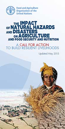 The Impact of Natural Hazards and Disasters on Agriculture and Food Security and Nutrition - Updated May 2015