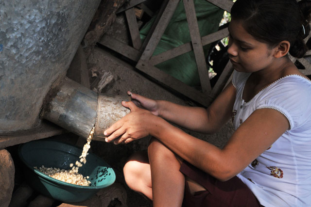 Tackling hunger in Nicaragua