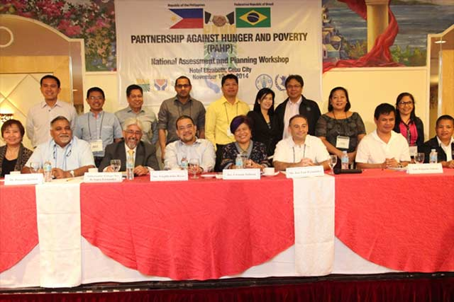 Consultant support to strengthening family farming in the Philippines