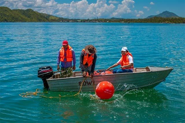 Restoring fisheries livelihoods and improving resilience in the Philippines