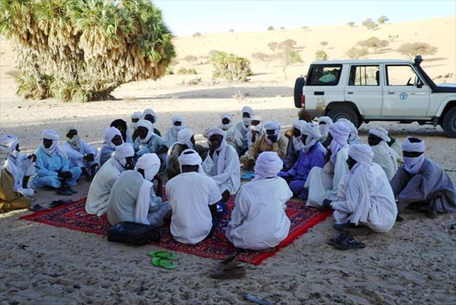 Strengthening resilience of vulnerable herders in the Sahel