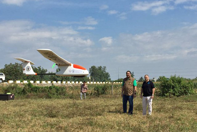 FAO and DA initiate use of drones for disaster risk reduction in the agriculture sector