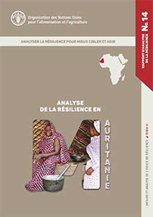 Resilience analysis of Mauritania (in FRENCH)