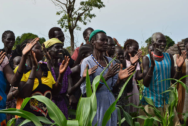 Women in South Sudan
