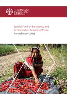 Special Fund for Emergency and Rehabilitation Activities (SFERA) - Annual Report (Jan - Dec 2018)