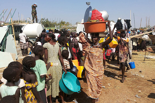 South Sudan conflict reverses progress on food security
