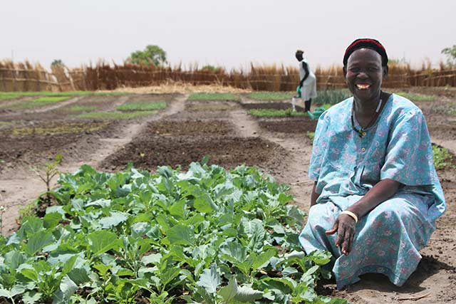 How FAO is helping communities build resilience and fight malnutrition in South Sudan