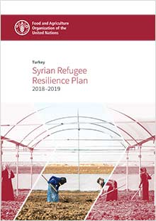 Syrian Refugee Resilience Plan 2018-2019