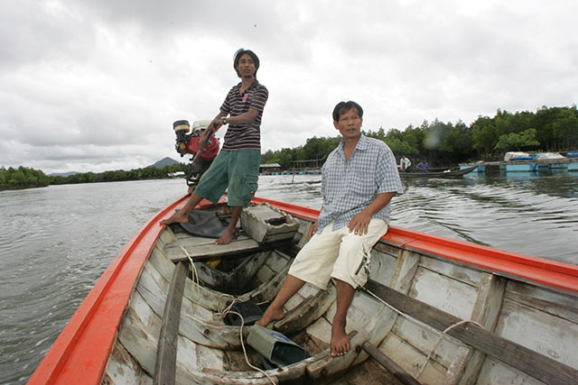 American Red Cross and FAO team up to restore fisheries and aquaculture in tsunami-affected communities