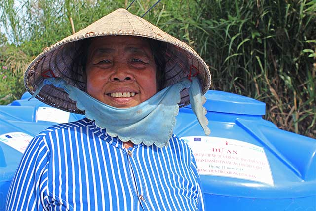 Shifting to more proactive drought response in Viet Nam