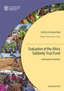 Evaluation of the Africa Solidarity Trust Fund - Management response