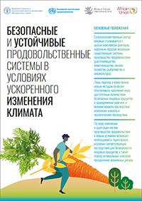 Безопасные и устойчивые продовольственные системы в эпоху ускоренного изменения климата