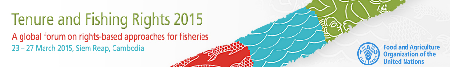 Tenure and Fishing Rights 2015