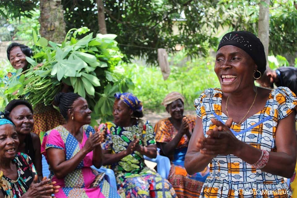 Leveraging Community Engagement to enhance gender equality and women's empowerment