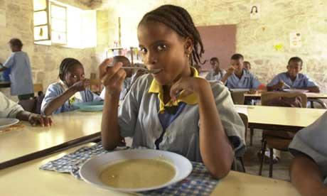 Fao And Brazil Collaborate To Promote School Nutrition And
