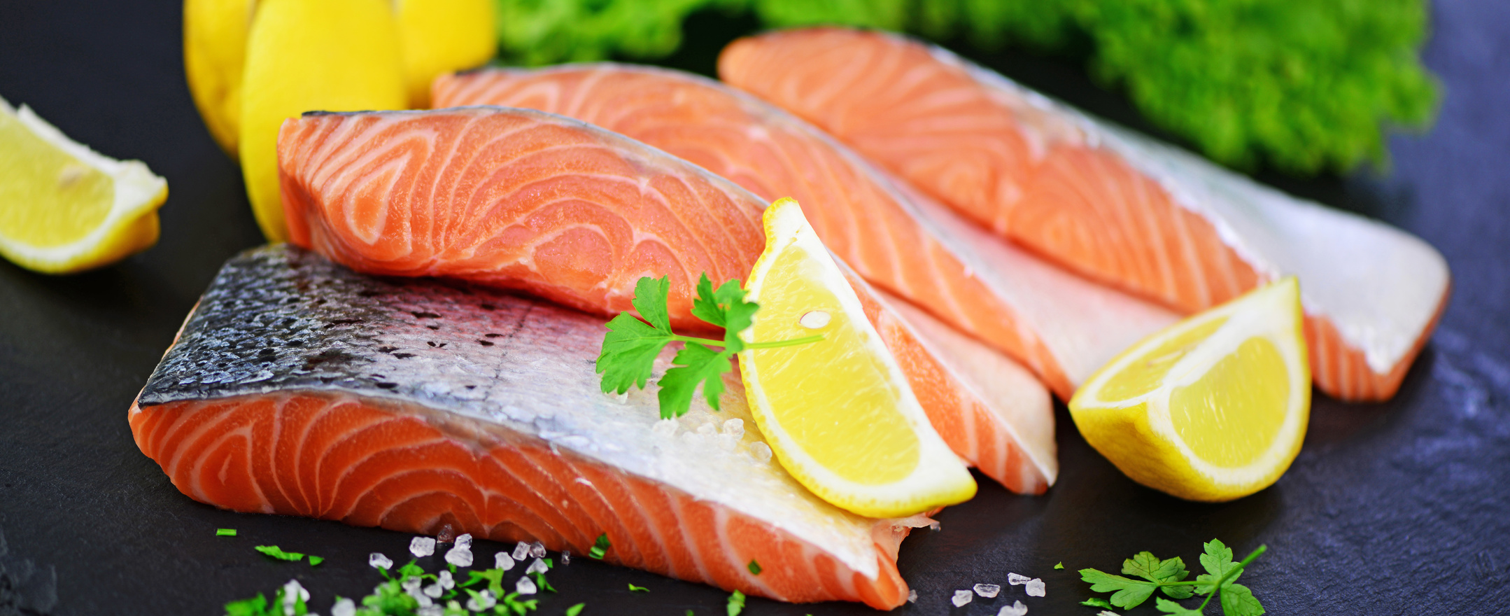 Profitable growth continues in the global salmon sector