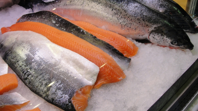 Salmon market expects global supply boost in second half of 2017'