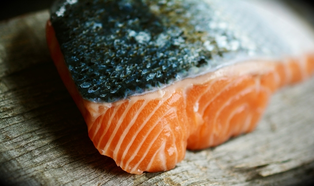 Global salmon prices come down as farmed harvests flood the market '