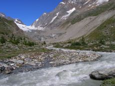 Report proposed on climate change in mountains