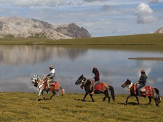 Ecological projects on Qinghai-Tibet Plateau