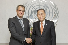 FAO forestry chief to lead UN-wide preps for Expo 2015
