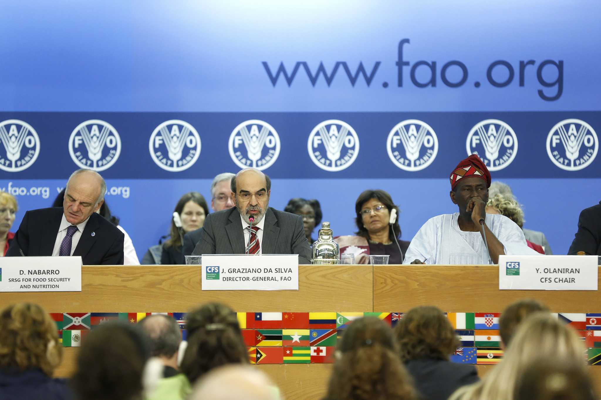 Photo: ©FAO/Alessia Pierdomenico