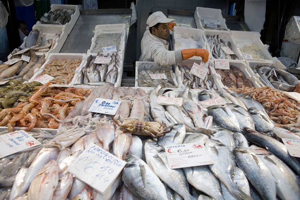 Fao news article fish farms to produce nearly two for Fish market prices