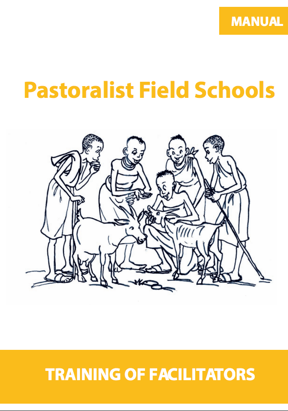 pastoralist field schools training of facilitators manual