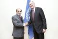 Graziano Da Silva rencontre le Directeur Général d'Unilever