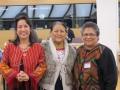 Les Dialogues avec la Société Civile: Conversant avec Mirna Cunnigham