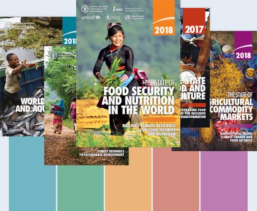 """Résultat de recherche d'images pour """"situation de l'alimentation et de l'agriculture 2018"""""""