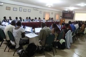Participants at the Elmina Workshop on African Soils Partnerships
