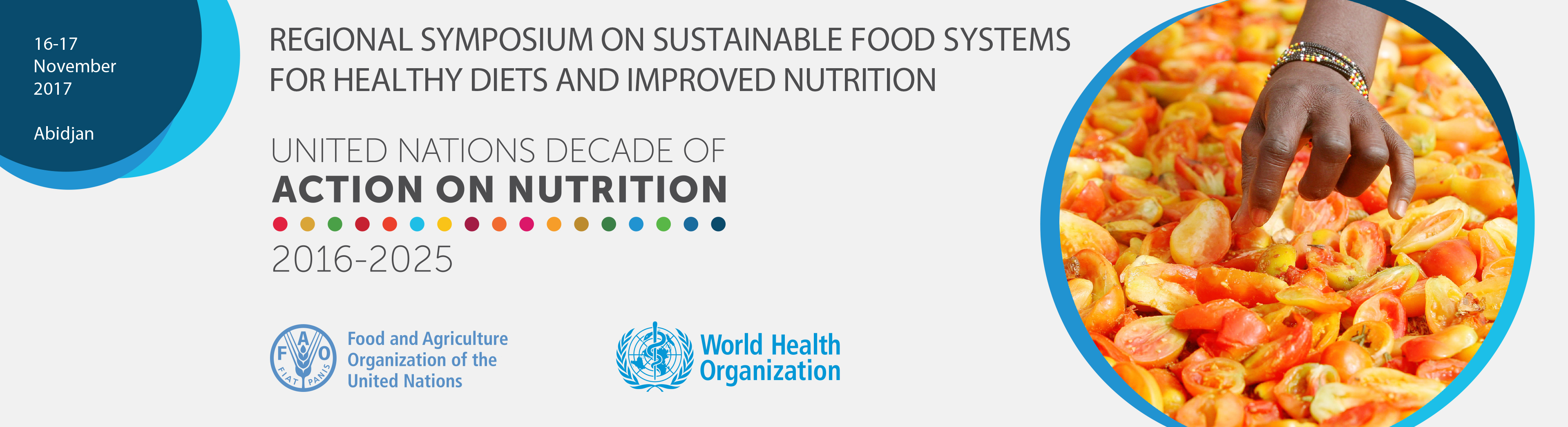regional symposium on sustainable food systems for healthy diets and