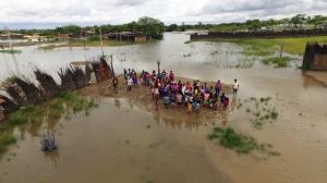 """Más de 1 millón de personas afectadas y damnificadas ha dejado el fenómeno """"El Niño Costero"""" en Perú, que golpeó al país con severas precipitaciones, inundaciones y deslizamientos de tierra durante los meses de enero a marzo"""