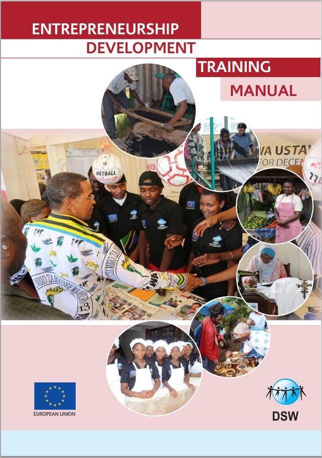 entrepreneurship training manual for youth