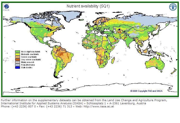 Harmonized world soil database v12 fao soils portal food and view gumiabroncs Images