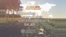 I Symposium: Global Soil Partnership, Promoting Sustainable Soil management for All!