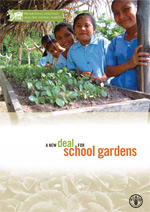 A new deal for school gardens - publication