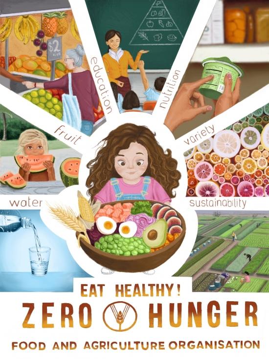 Ganadores 2019 Dia Mundial De La Alimentacion Organizacion De Las Naciones Unidas Para La Alimentacion Y La Agricultura