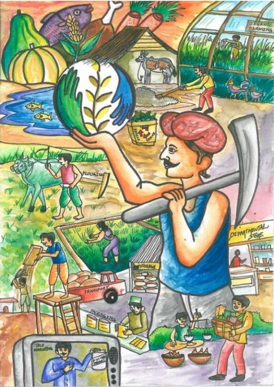Participa En El Concurso Dia Mundial De La Alimentacion Organizacion De Las Naciones Unidas Para La Alimentacion Y La Agricultura