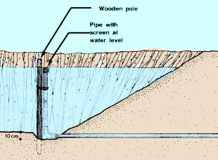 10  Pond Outlet Structures
