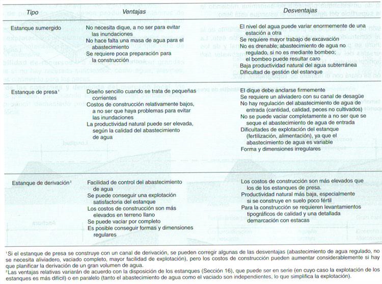 1 informaci n b sica for Construir laguna artificial
