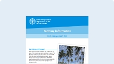 Cover of the Farming information publication