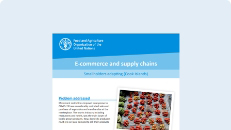E-commerce/supply chains: Smallholders adapting (Cook Islands)